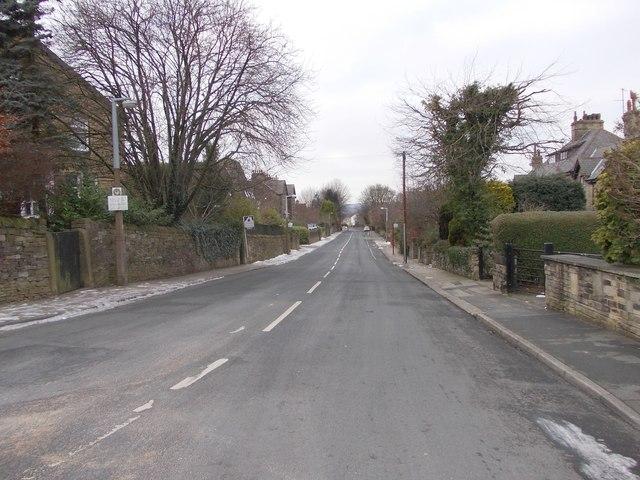 Ashfield Road - Moorhead Lane