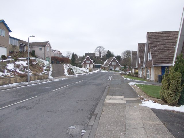 Moorhead Crescent - Moorhead Lane