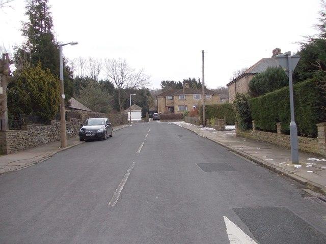 Moorhead Crescent - Ashfield Road