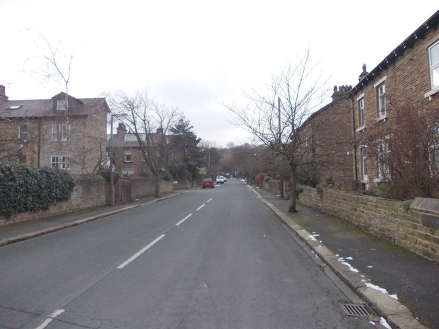Ivy Road - Moorhead Terrace