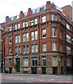 SJ8498 : Kingsley House, Newton Street, Manchester by Stephen Richards