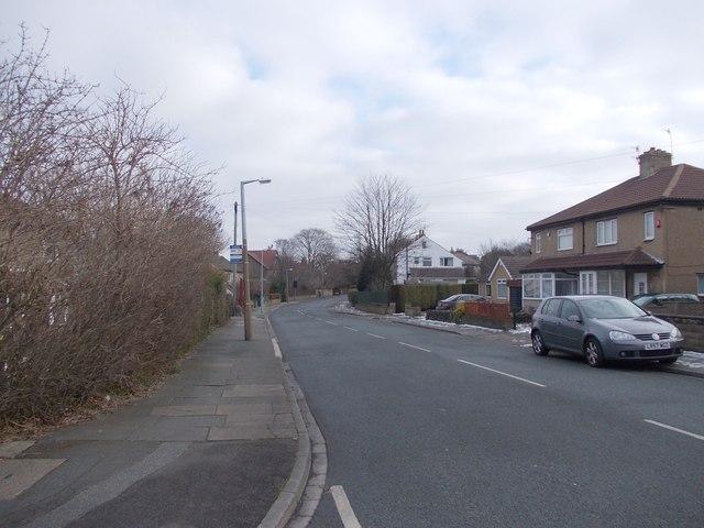 Ashfield Road - Nab Wood Drive
