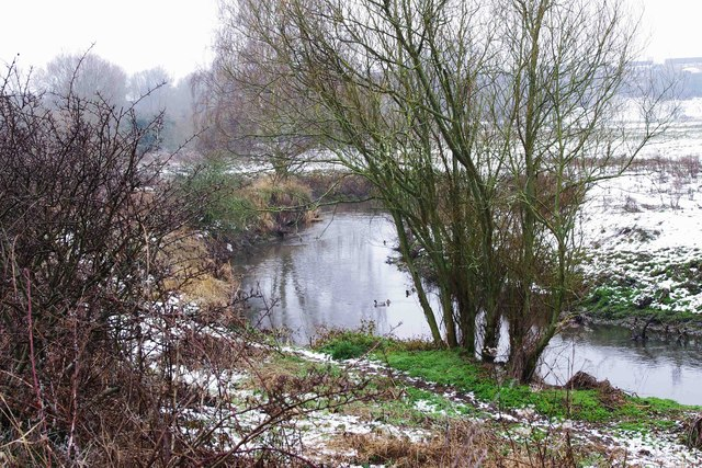 River Stour near Wolverley