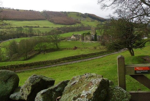 Marrick priory.