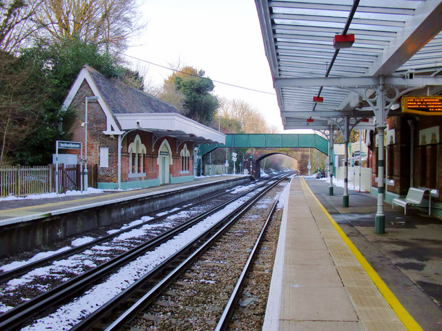 Box Hill & Westhumble Station