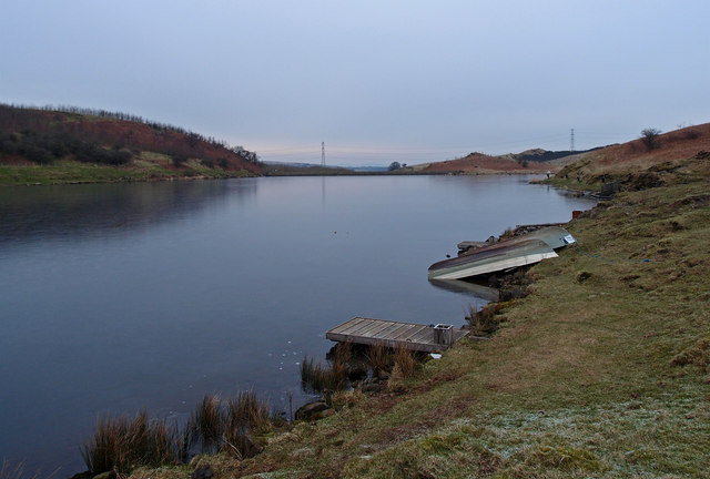 Frozen Snypes Dam