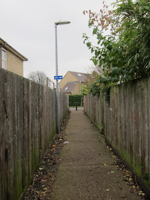 Path to Ramsden Square