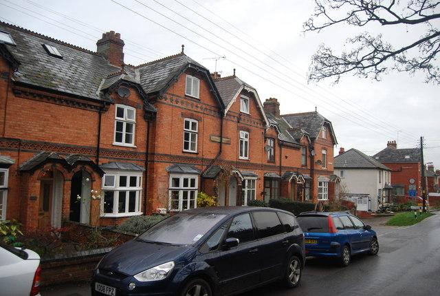 Houses, Victoria Grove