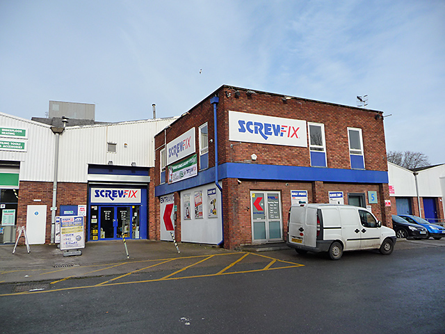 The first Screwfix Trade Counter