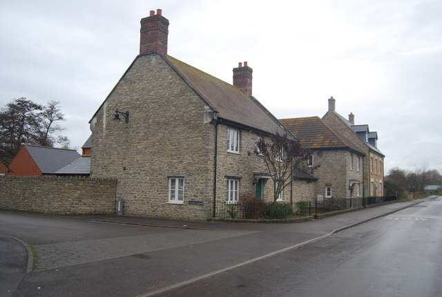 Houses on Pymore Rd