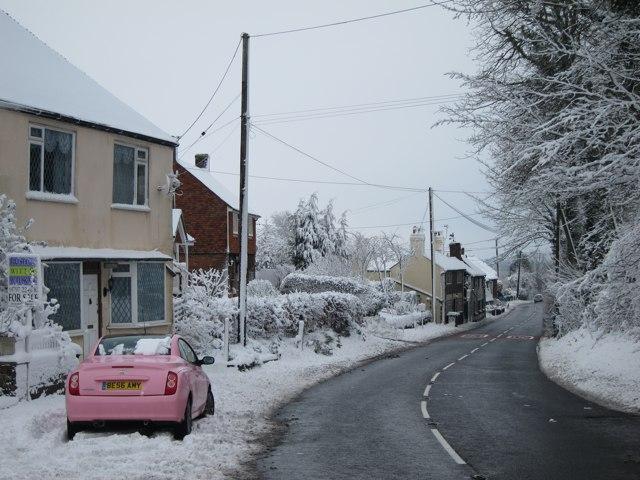 Main Road, Icklesham