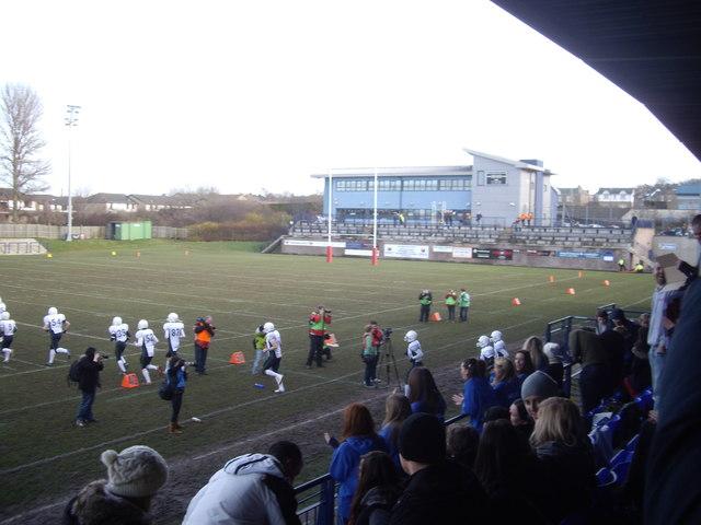 Boroughmuir Rugby Football Club pitch, Edinburgh