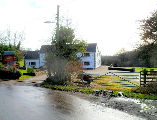 The Haven, Sluvad Road