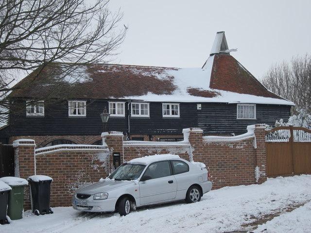 Oast House, Main Road, Icklesham