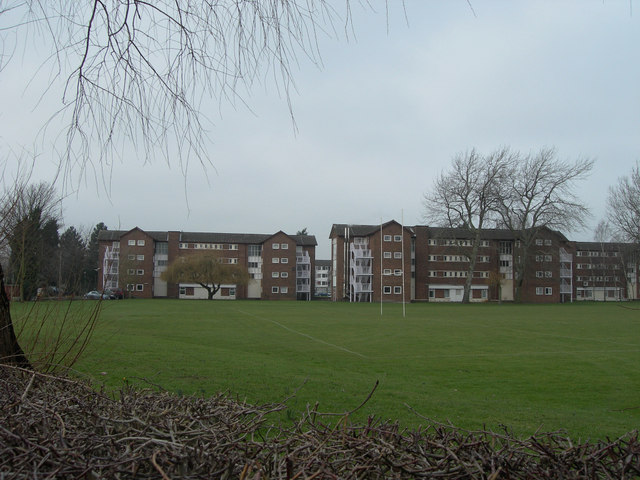 Student Accommodation, Padgate Campus