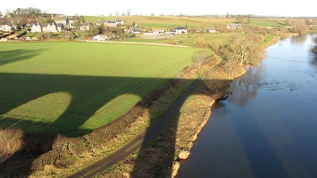 Roxburgh and the viaduct's shadow