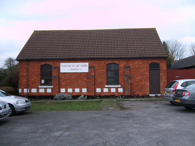 Church of God of Prophecy, Beechcroft Road