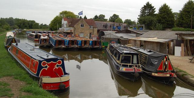 Heyford Wharf