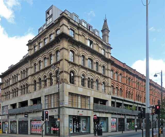 Smithfield Building, Oldham Street, Manchester