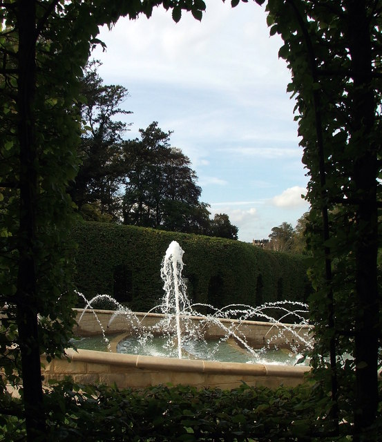 Water Feature, The Cascade
