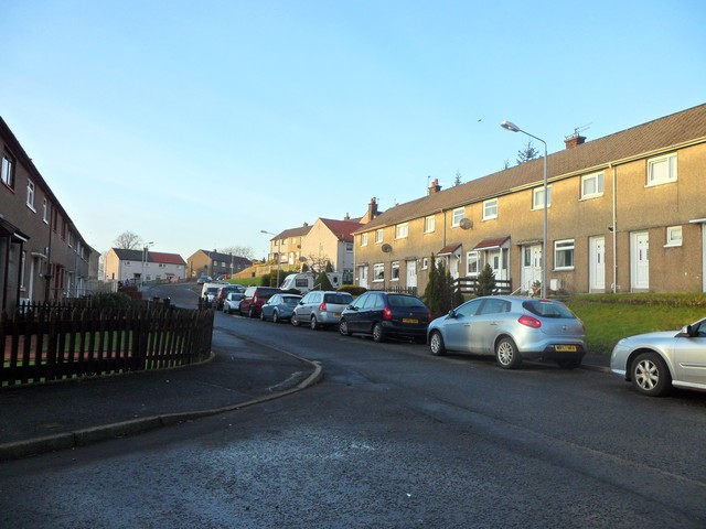 Barbegs Crescent, Croy