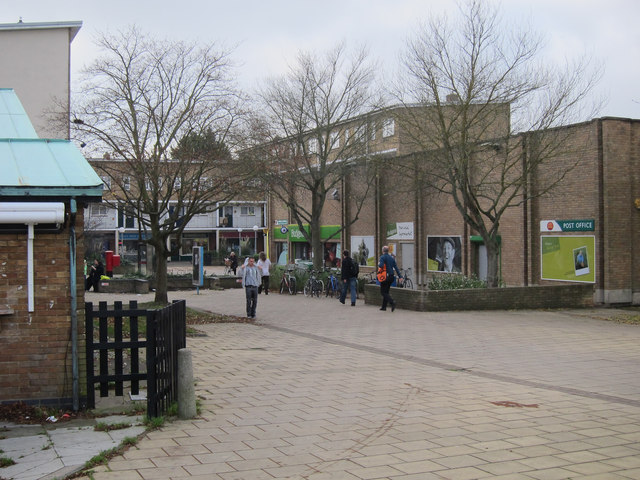 Arbury Court shops