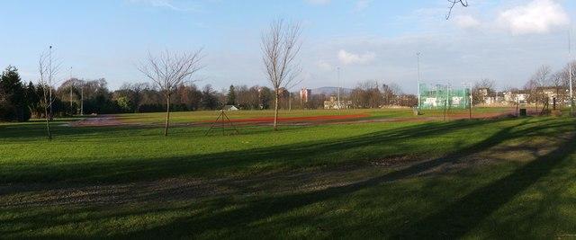 Sports ground in Posties Park