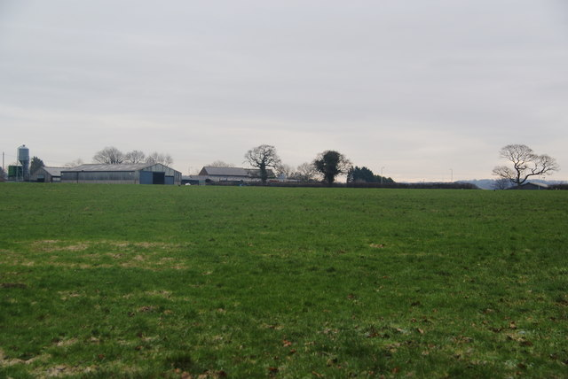 A farm at Turner Green