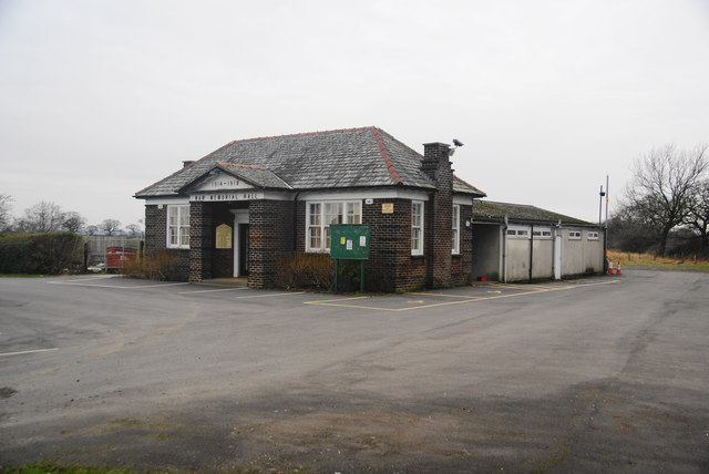 Samlesbury War Memorial Hall