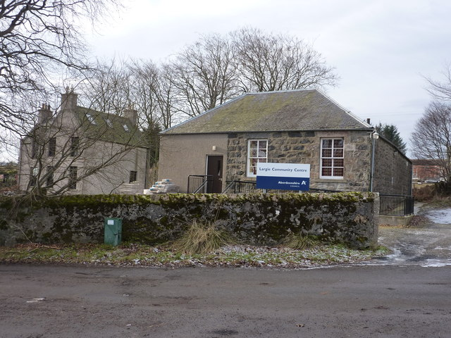 The Community Centre at Largie