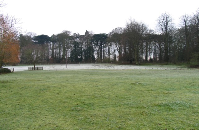 Frosty Exton Park