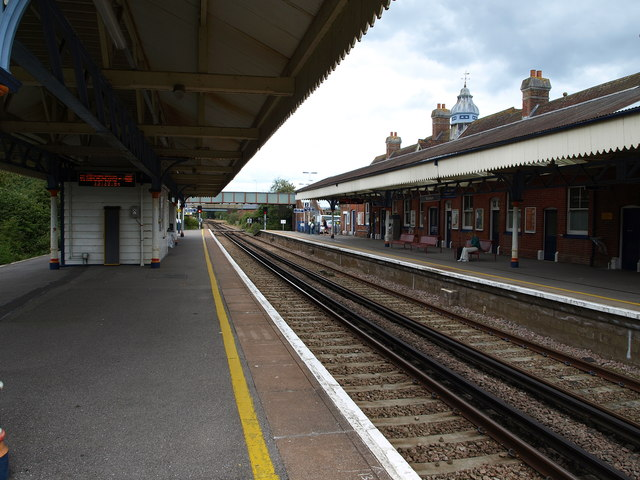 Wareham Railway Station, Dorset