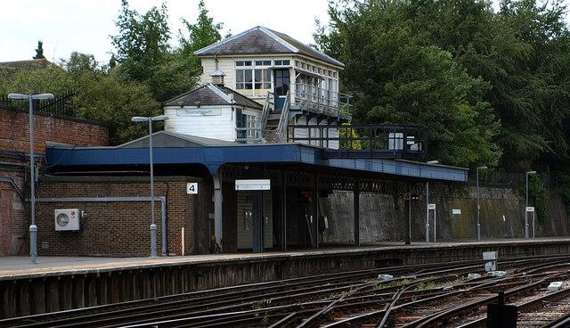 Bournemouth Signal Box