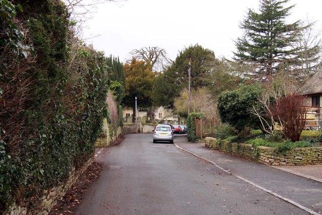 Mill Street in Prestbury
