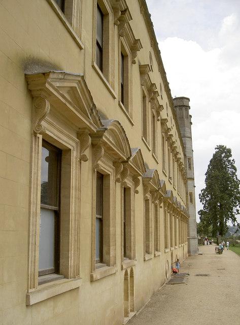 Ashton Court frontage