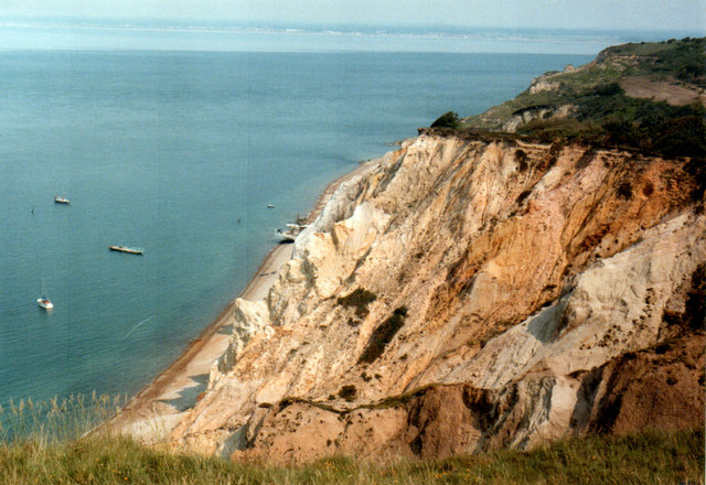 Alum Bay 1984