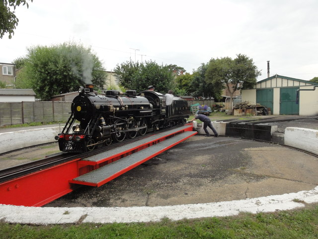 RH&DR, Hythe, RH&DR Engine No. 10 'Dr Syn'
