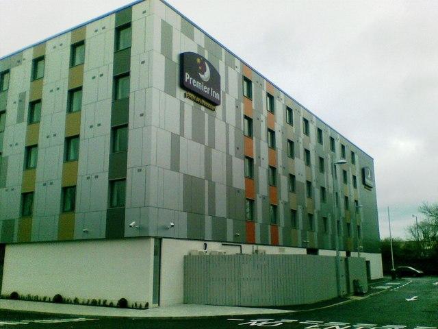 Premier Inn Hotel, Longford