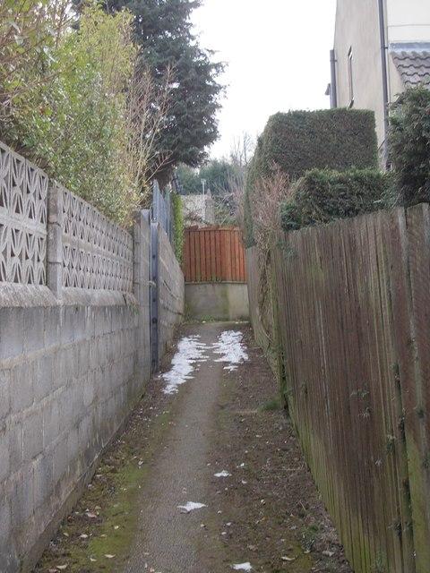Footpath - Craig View