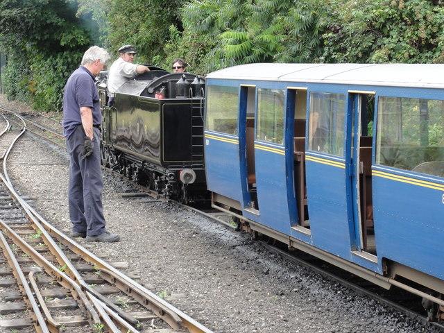 RH&DR, Hythe, RH&DR Engine No. 10 'Dr Syn'