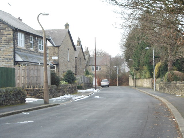 Witham Road - viewed from Sherwood Grove