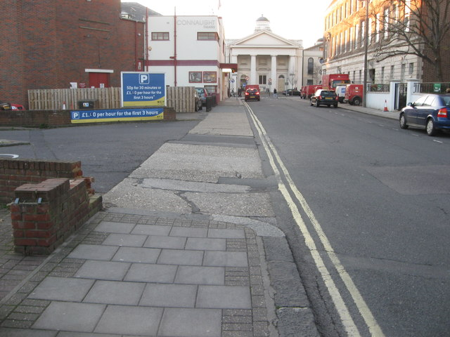 Union Place, Worthing