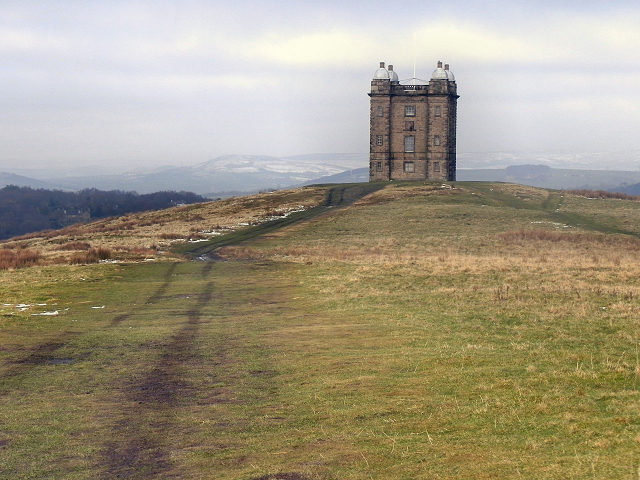 Cage Hill, Lyme Park