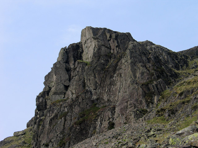 Dropping Crag