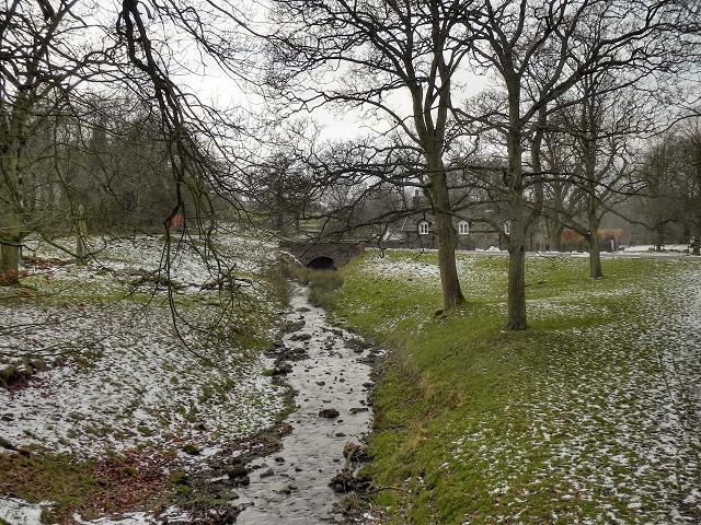 Bollinhurst Brook, Lyme Park