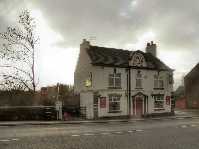 The Bull's Head Hotel,  High Lane