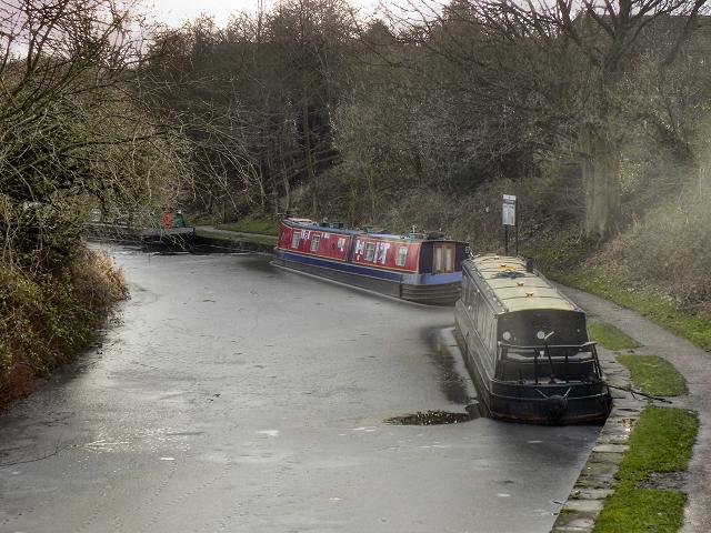 Macclesfield Canal, High Lane