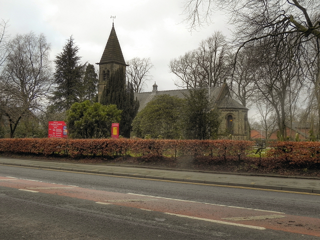 St Thomas' Parish Church, High Lane