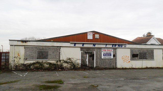 Engineering Works for sale, Wrecclesham