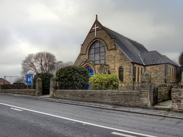Windlehurst Methodist Church